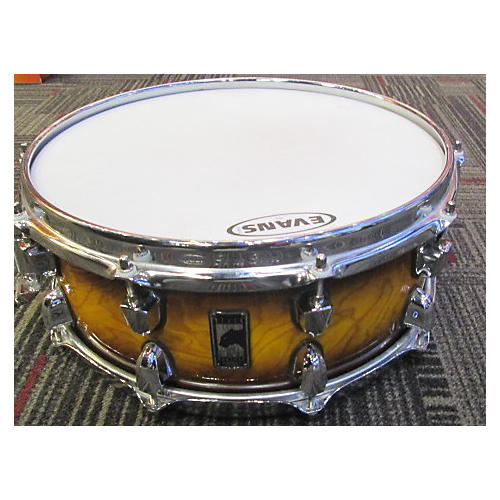 Mapex 5.5X14 Black Panther Velvatone Snare Drum-thumbnail