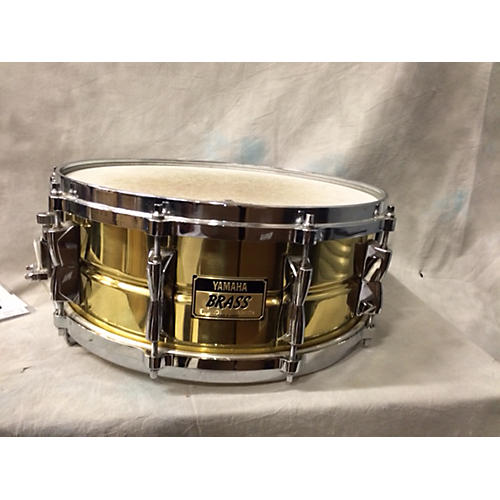 Yamaha 5.5X14 Brass Sd4105 Drum