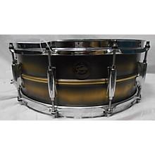 Gretsch Drums 5.5X14 Brushed Brass Snare Drum