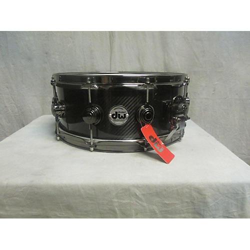DW 5.5X14 COLLECTOR'S SERIES CARBON FIBER Drum