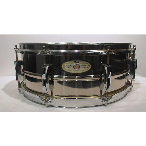 Pearl 5.5X14 CUSTOM ALLOY SENSITONE STEEL Drum