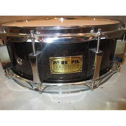 Pork Pie 5.5X14 CUSTOM SNARE Drum-thumbnail