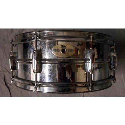 Pearl 5.5X14 Chrome Steel Drum-thumbnail
