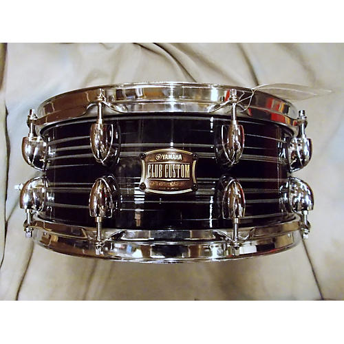 Yamaha 5.5X14 Club Custom Snare Drum