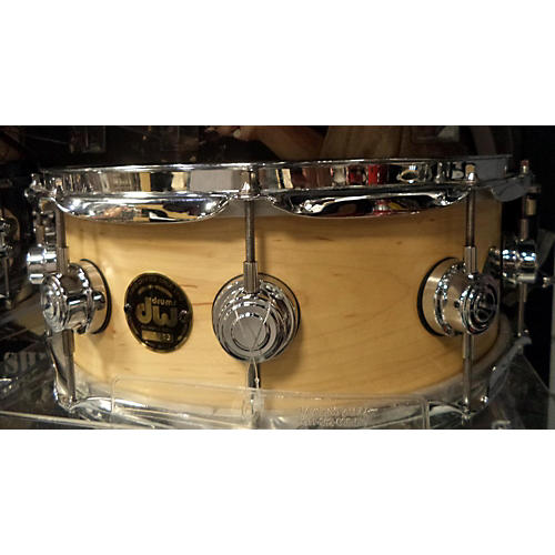 In Store Used 5.5X14 Collector Craviotto Drum-thumbnail