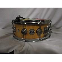 DW 5.5X14 Collectors Custom Maple Standard Drum