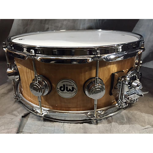 DW 5.5X14 Collector's Series Exotic Snare Drum-thumbnail