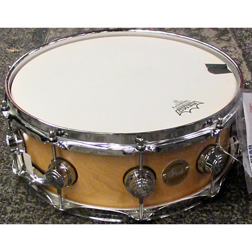 DW 5.5X14 Collector's Series Snare Solid Maple Drum
