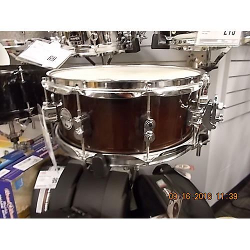 PDP 5.5X14 Concept Series Snare Drum Brown 10