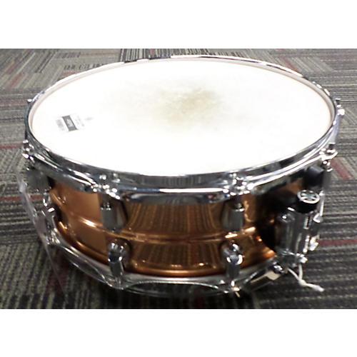 Yamaha 5.5X14 Copper Nouveau Drum-thumbnail
