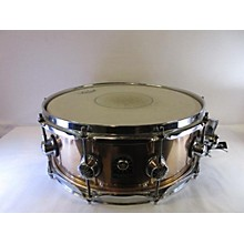 Natal Drums 5.5X14 Copper Snare Drum