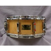 Pork Pie USA 5.5X14 Curly Maple Drum