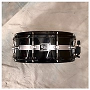 Spaun 5.5X14 Custom Black Snare Drum