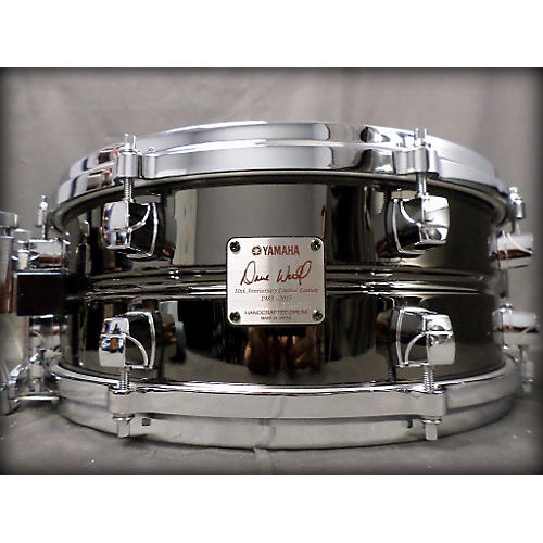 Yamaha 5.5X14 DAVE WECKL 30TH ANNIVERSARY SNARE Drum-thumbnail