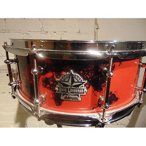 Ddrum 5.5X14 Dave Lombardo Drum