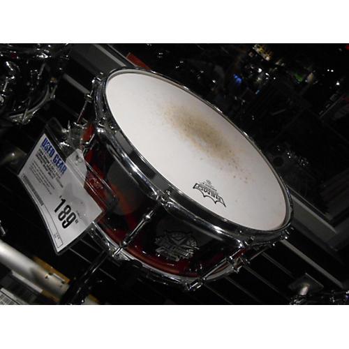 Ddrum 5.5X14 Dave Lombardo Signature Drum Custom Graphic Wrap 10