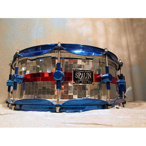 Spaun 5.5X14 Disco Ball Drum