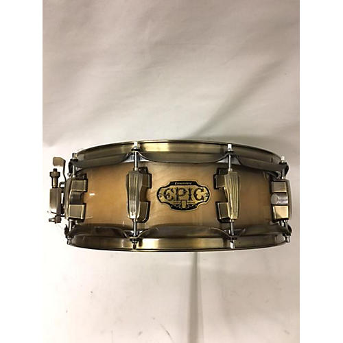 Ludwig 5.5X14 Epic Snare Drum-thumbnail