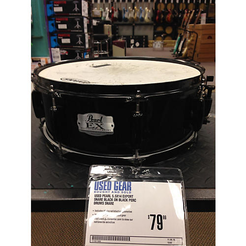 Pearl 5.5X14 Export Snare Drum-thumbnail