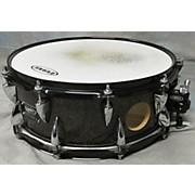Orange County Drum & Percussion 5.5X14 GOLD SPARKLE VENTED Drum