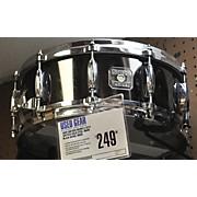 Gretsch Drums 5.5X14 Gretsch Solid Steel Snare Drum