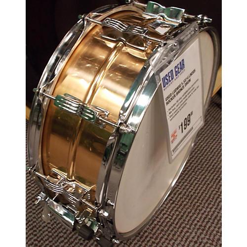 Ludwig 5.5X14 LM305 Rocker Bronze Drum