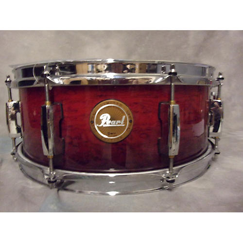 used pearl 5 5x14 limited edition birch drum guitar center. Black Bedroom Furniture Sets. Home Design Ideas
