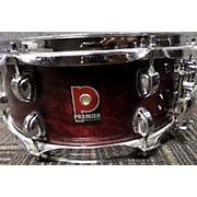 Premier 5.5X14 Maple Snare Drum