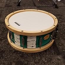 Battlefield Drums 5.5X14 Maple Wood Hoop Snare Drum
