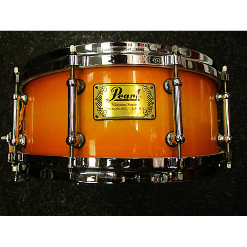 Pearl 5.5X14 Masters Symphonic Snare Drum Drum-thumbnail