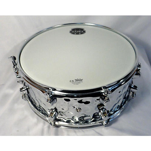 Mapex 5.5X14 Mpx Steel Hammered Snare Drum