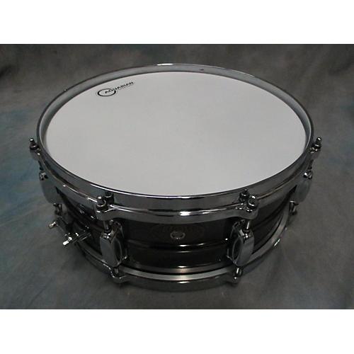 Tama 5.5X14 Nickel Over Steel Die Cast Hoops Drum