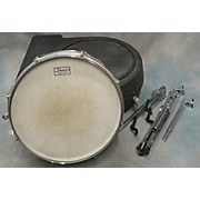 Slingerland 5.5X14 Niles Silver Badge Drum
