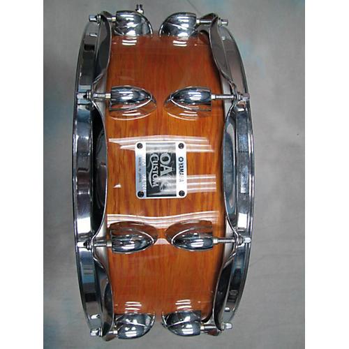 Yamaha 5.5X14 Oak Custom Snare Drum-thumbnail