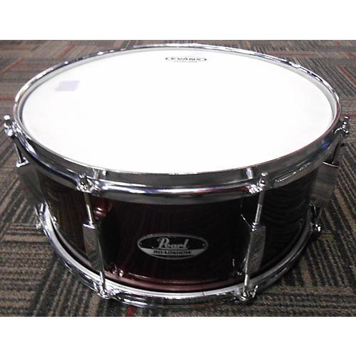 Pearl 5.5X14 Roadshow Crimson Red Burst Drum
