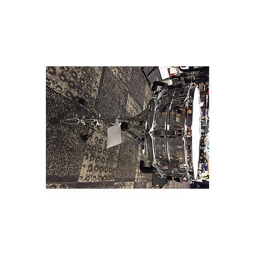 Ludwig 5.5X14 Rocker Black/White Badge Drum