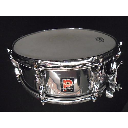 Premier 5.5X14 Royal Ace Chrome Over Brass Drum