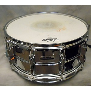 Pre-owned Yamaha 5.5X14 SD266A Steel Snare Drum Drum by Yamaha