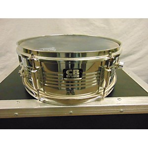 Pre-owned CB Percussion 5.5X14 SNARE DRUM Drum by CB Percussion