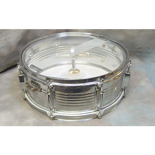 Cannon Percussion 5.5X14 STEEL Drum-thumbnail