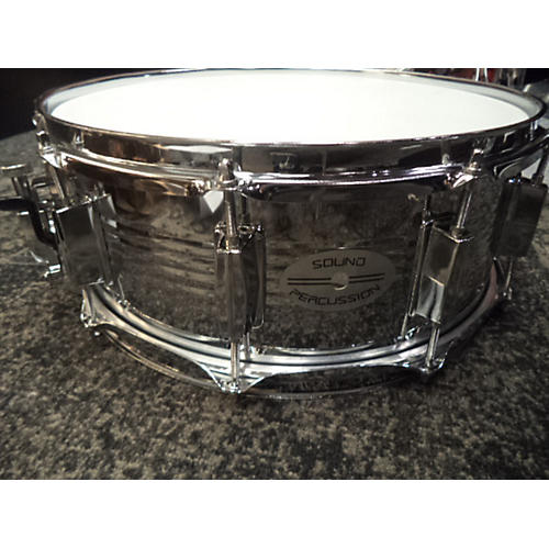 Sound Percussion Labs 5.5X14 STEEL SNARE Drum