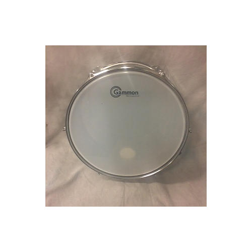 Gammon Percussion 5.5X14 STEEL SNARE Drum-thumbnail