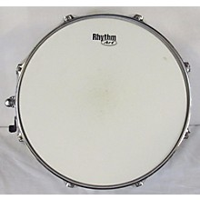 Rhythm Art 5.5X14 STEEL SNARE Drum