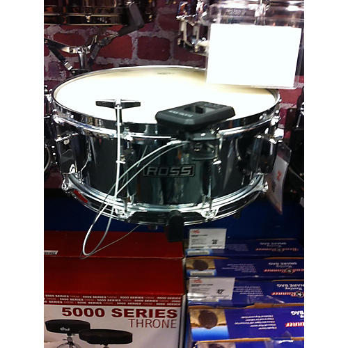 Ross 5.5X14 STUDENT SNARE DRUM KIT Drum