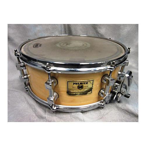 Premier 5.5X14 Signia Marquis Drum Natural 10