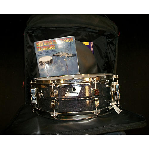 Ludwig 5.5X14 Snare Kit Drum