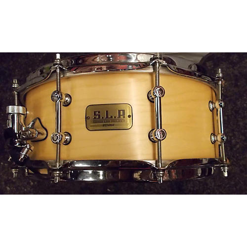 Tama 5.5X14 Sound Lab Project Snare Natural Drum