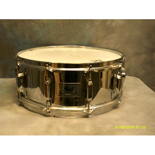 Pearl 5.5X14 Steel Shell Drum