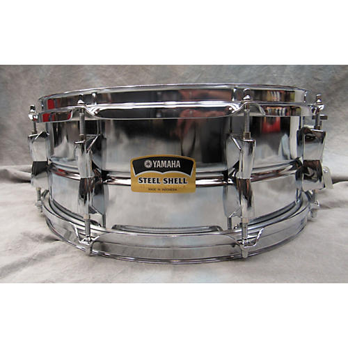 Yamaha 5.5X14 Steel Shell Snare Drum