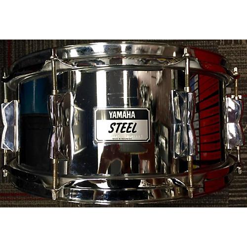 Yamaha 5.5X14 Steel Snare Drum-thumbnail